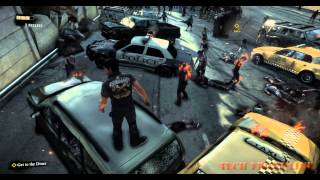 [HD] Dead Rising 3 - PC : Intro Gameplay Part 1 - 2560x1440p/Ultra Graphics