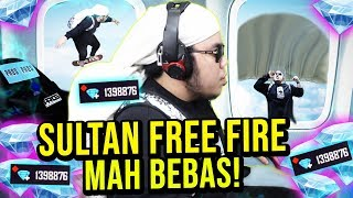 SULTAN FREE FIRE MARAH ABISIN 3JUTA DIAMONDS TANPA RAGU?? - Free Fire Indonesia #157