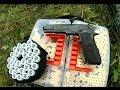 Пистолет ГРОЗА-03  9мм Р.А. Обзор и стрельбы.