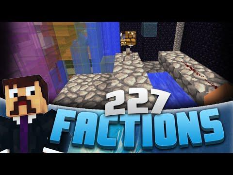 Minecraft Factions #227 - Claimed Raid Inside A Base!?(Minecraft Raiding)