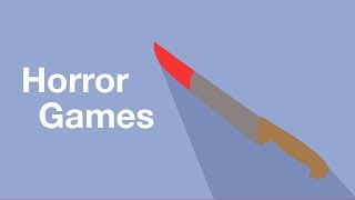 Horror Games - Genre Origins
