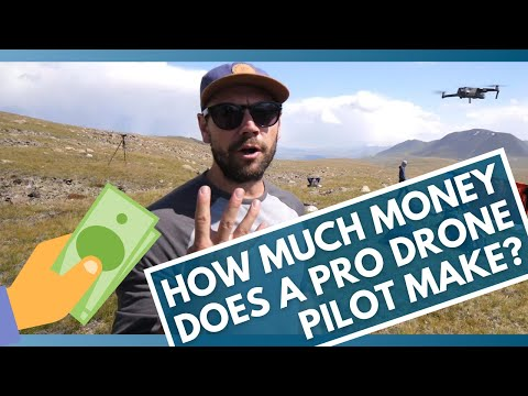 How Much Money Does a Professional Drone Pilot Make?