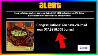 GTA 5 Online - INSANE FREE MONEY IS HERE! - Rockstar Games GIVING AWAY $1Million To Players! (GTA V)
