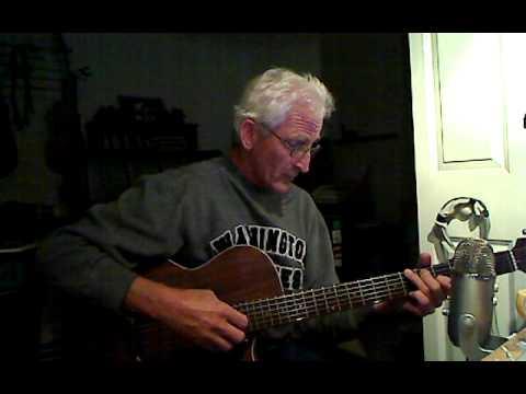 download At My Funeral - Crash Test Dummies cover - baritone guitar