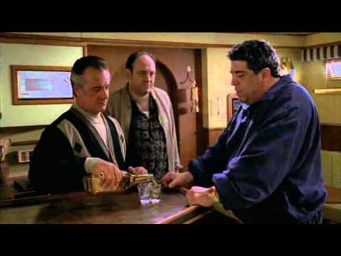 The Sopranos - You were like a brother to me