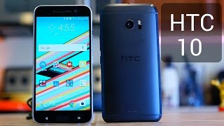 HTC 10 Review - The Best Android Smartphone!