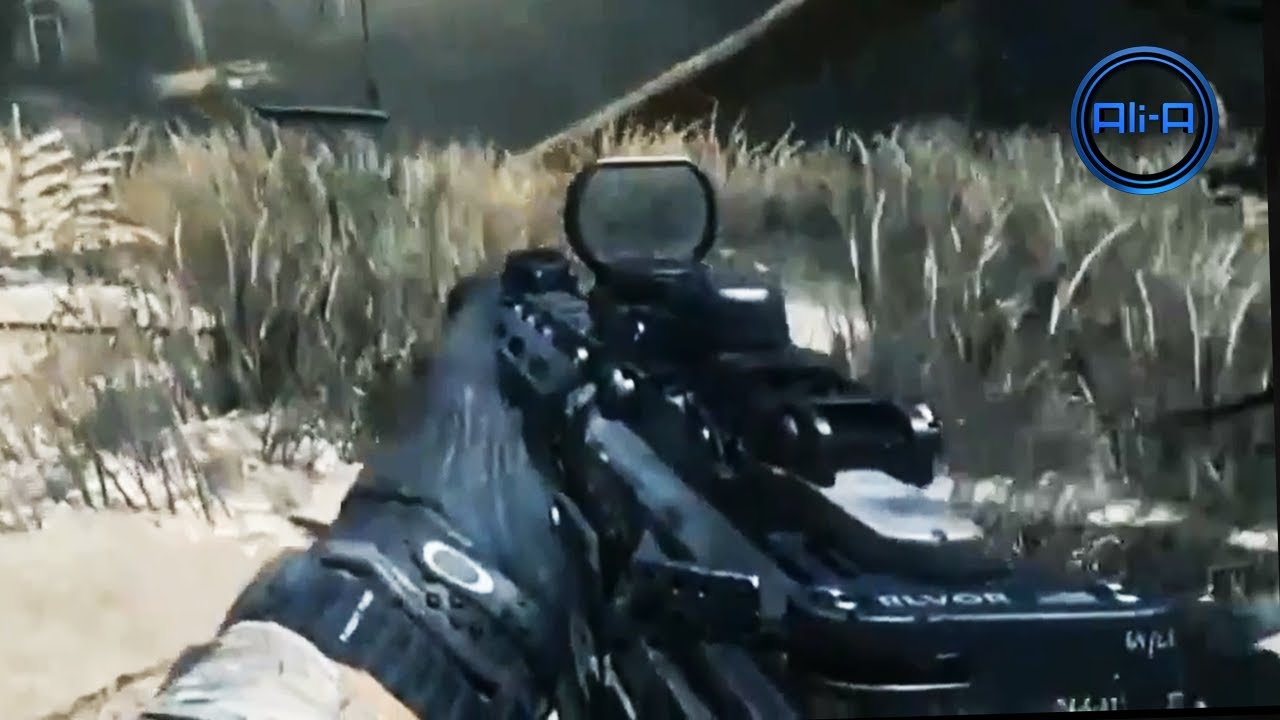 Call of duty ghosts gameplay 15 minutes footage cod ghost call of duty ghosts gameplay 15 minutes footage cod ghost official e3 2013 hd youtube voltagebd Choice Image