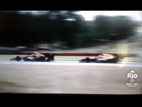 Simon Pagenaud, Sebastian Bourdais & James Hinchcliffe ANGRY Argument 2016 Indy Mid-Ohio Practice