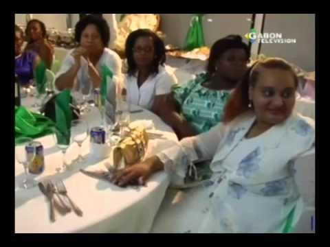 35 agents de la banque international du commerce et de l'industrie du Gabon BICIG honores