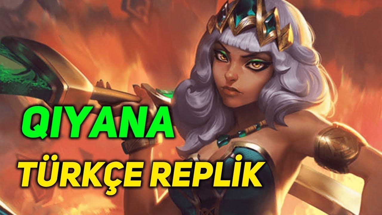 True Damage  - Qiyana Prestige | League Of Legends | Login Screen | Animu