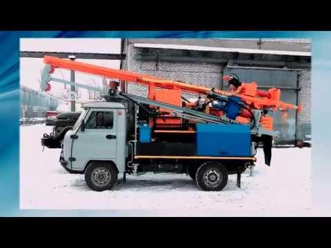 """Буровая установка СБУ-14.ZBT """"Стрелка"""""""