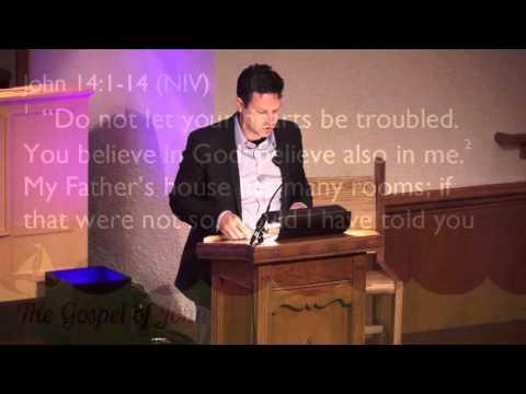 Sermon November 22, 2015 - Gospel of John 14:1-14