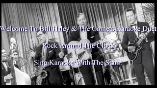 Bill Haley & The Comets Rock Around The Clock Karaoke Duet