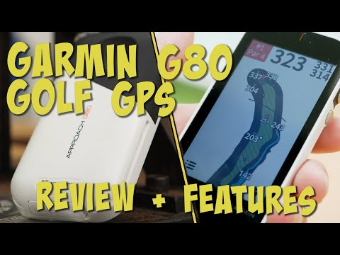 Garmin Approach G80 review - Pocket-sized GPS packed with features