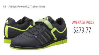 Choosing the Best Gym Shoes for Men – Top 10 for 2017