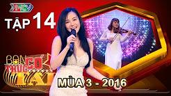 BẠN CÓ THỰC TÀI | Mùa 3 - Tập 14 | Vy Oanh xinh đẹp và quyến rũ trên ghế nóng giám khảo | 27/06/2016