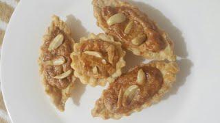 How to make Boat Tart and Tartlet  Yema Filled Tart
