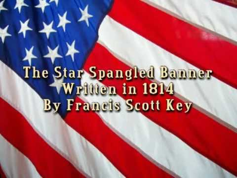 United States of Americas National Anthem