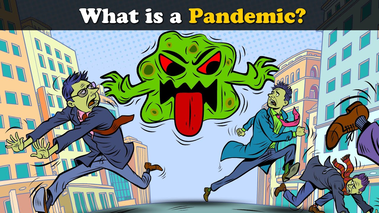 Pandemic what is