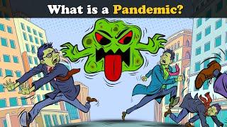 What is a Pandemic? | #aumsum #kids #science #children