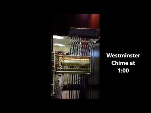 Howard Miller Concerto Clock Movement