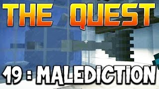 THE QUEST - Ep. 19 : MALEDICTION ! - Fanta et Bob Minecraft Adventure