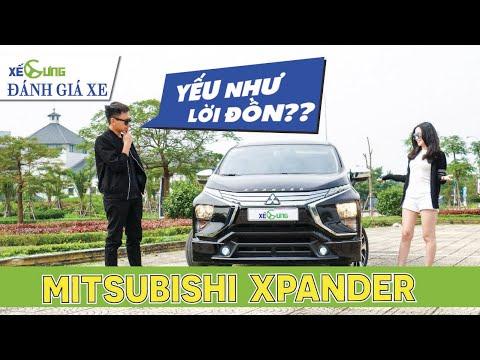 Đánh giá xe Mitsubishi Xpander: YẾU NHƯ LỜI ĐỒN?