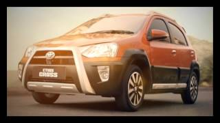 Totota Etios Cross TVC 2014 - Born With Attitude