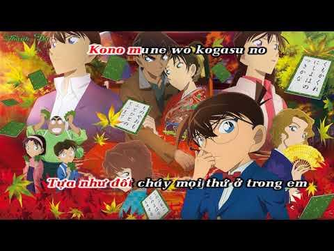 [Karaoke Việt + Romaji] Togetsukyou kimi omofu - Mai Kuraki