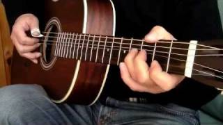 I go to Rio - Tommy Emmanuel cover (try share)