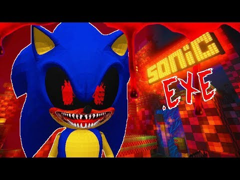 SONIC.EXE COMES TO LIFE! Minecraft.EXE w/ DonutTheDog