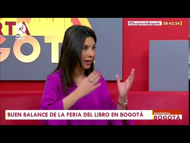 María Victoria Angulo - Balance Feria del Libro 2018
