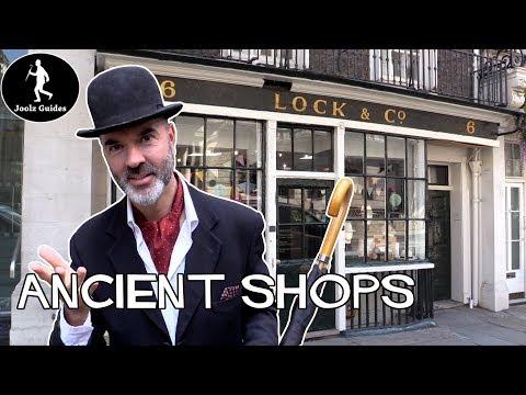 Churchill's Chair, Hats And Ancient Shops Of St James - Splendid London Walks