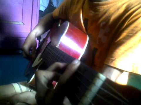 chord Gitar rumor butiran debu