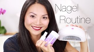 Meine Nagelroutine - Essence Gel Nails at Home 2in1 Thumbnail
