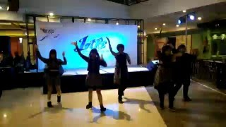 LIFE cover dance competition @braga citywalk bandung DISCLAIMER: We...