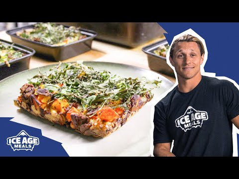 Meal Prep with 6x Crossfit Games athlete Marcus Filly | the Filly Frittata