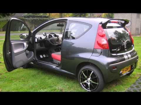 Peugeot 107 Tuning - YouTube