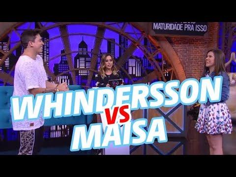 LADY NIGHT | Tatá Werneck, Whindersson Nunes e Maisa Silva | Multishow