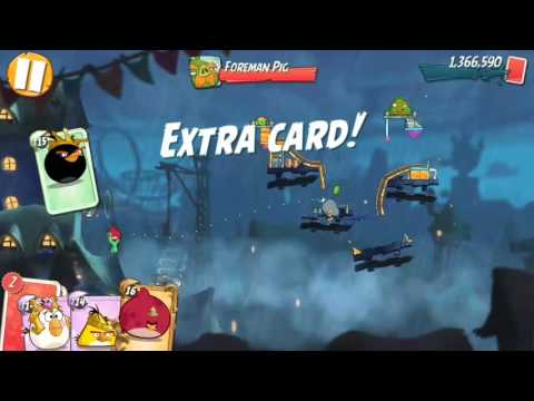 Angry Birds 2 - Level 30 Boss