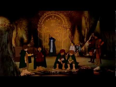 Lord Of The Rings Bakshi Youtube