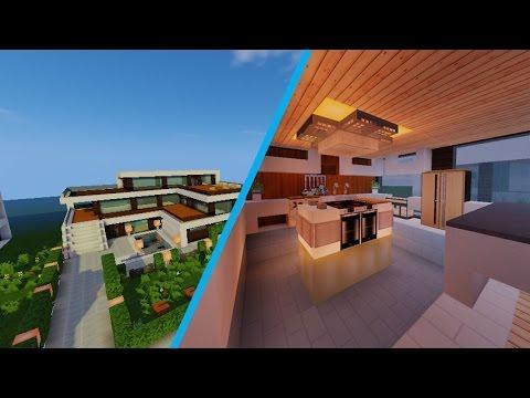 كيف تصنع بيت في ماين كرافت صغير