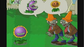 chomper no sunflower zombies confused