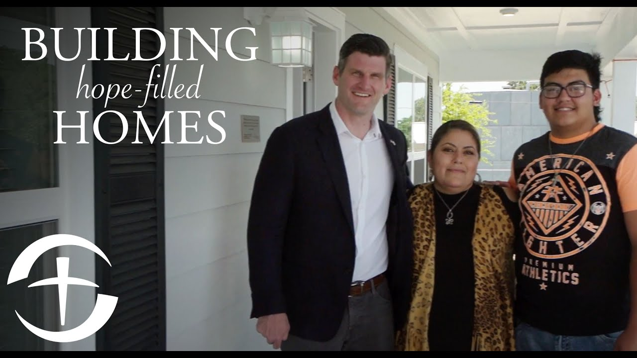 Building Hope-Filled Homes in Texas