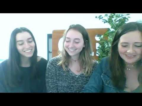 "Livestream 1: ""Food and media"" students make their study abroad experience more sustainable!"