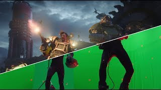 Fallout 76 Live Action Trailer - VFX Breakdown by Method Studios