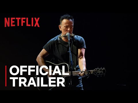 Heather Burnside - WATCH: Trailer For Netflix Show Springsteen On Broadway