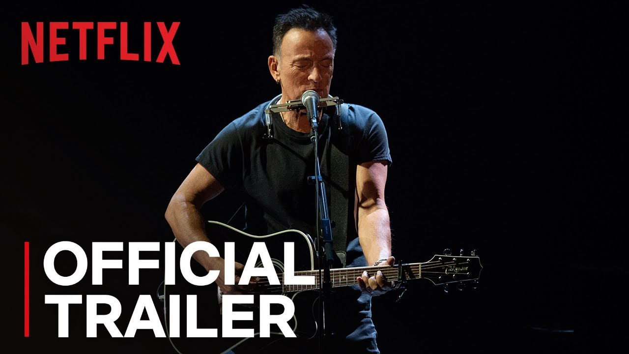 Springsteen On Broadway Official Trailer Hd Netflix Youtube