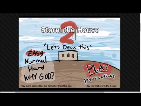DGA Plays: Storm the House 2 (Ep. 1 - Gameplay / Let's Play)