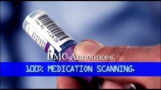 Detroit Medical Center Electronic Medical Record - 100% Medication Scanning Commercial